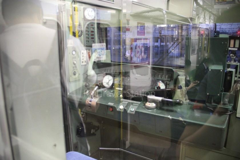 Musashino Line 205 Nishi-Funabashi Tokyo 008