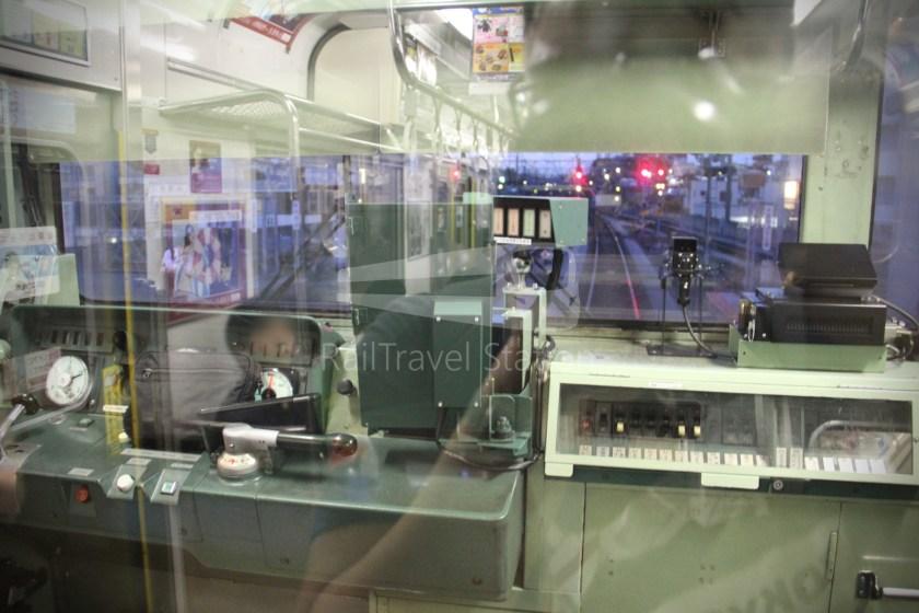 Musashino Line 205 Nishi-Funabashi Tokyo 009