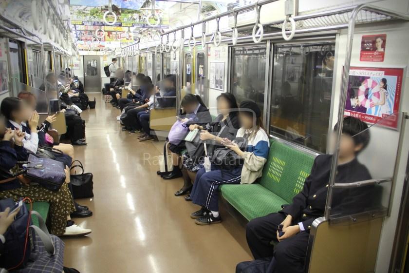 Musashino Line 205 Nishi-Funabashi Tokyo 010