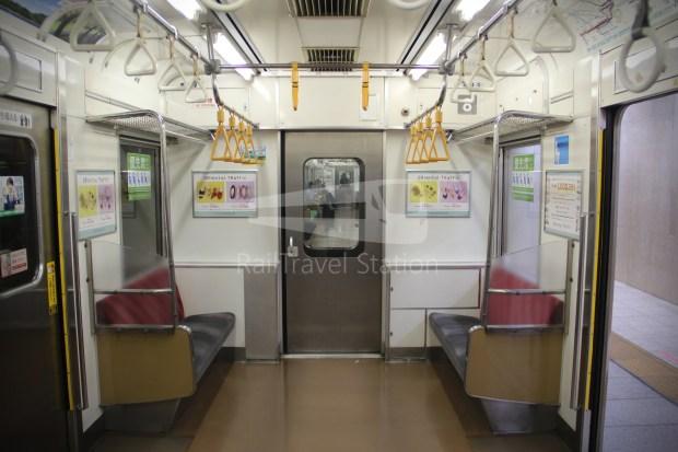 Musashino Line 205 Nishi-Funabashi Tokyo 025