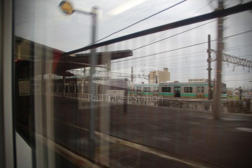 Narita Express 30 Narita Airport Terminal 1 Shinjuku 055