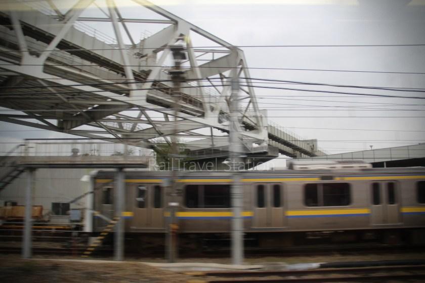 Narita Express 30 Narita Airport Terminal 1 Shinjuku 062