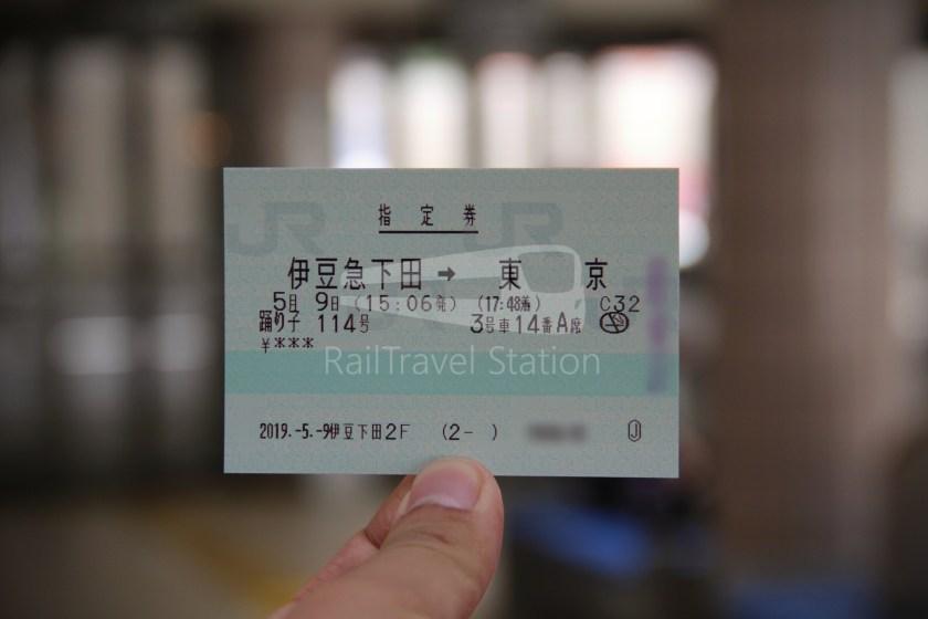 Odoriko 114 Izukyu-Shimoda Tokyo 006