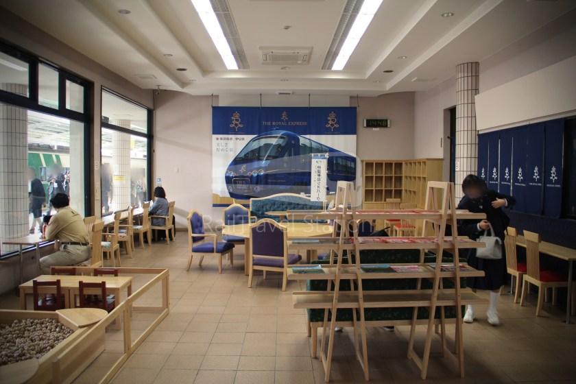 Odoriko 114 Izukyu-Shimoda Tokyo 012