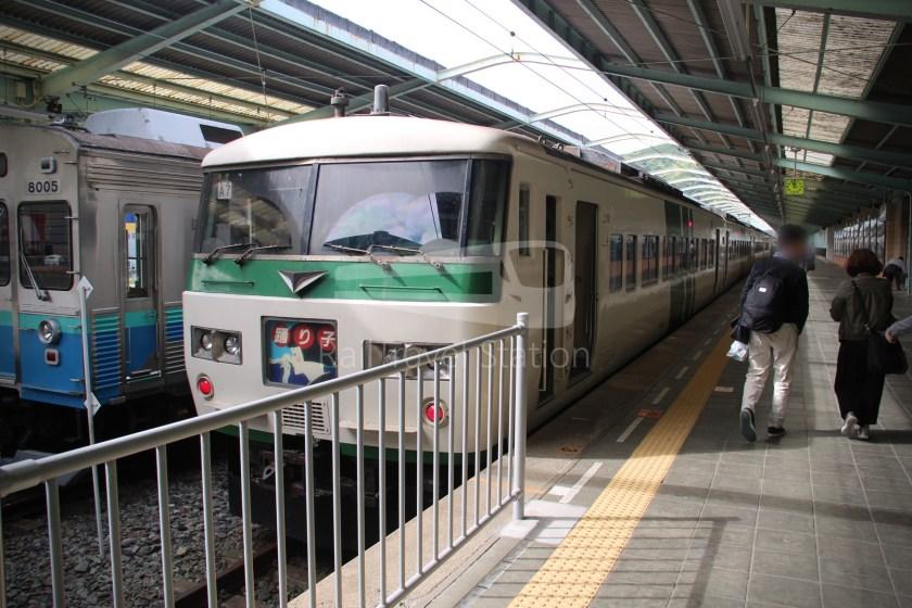 Odoriko 114 Izukyu-Shimoda Tokyo 019