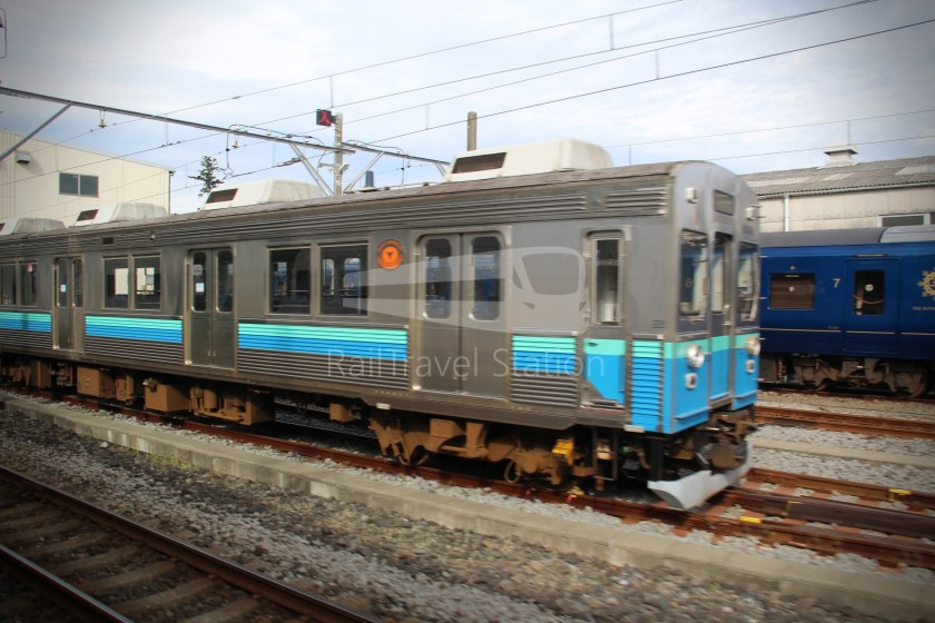 Odoriko 114 Izukyu-Shimoda Tokyo 069