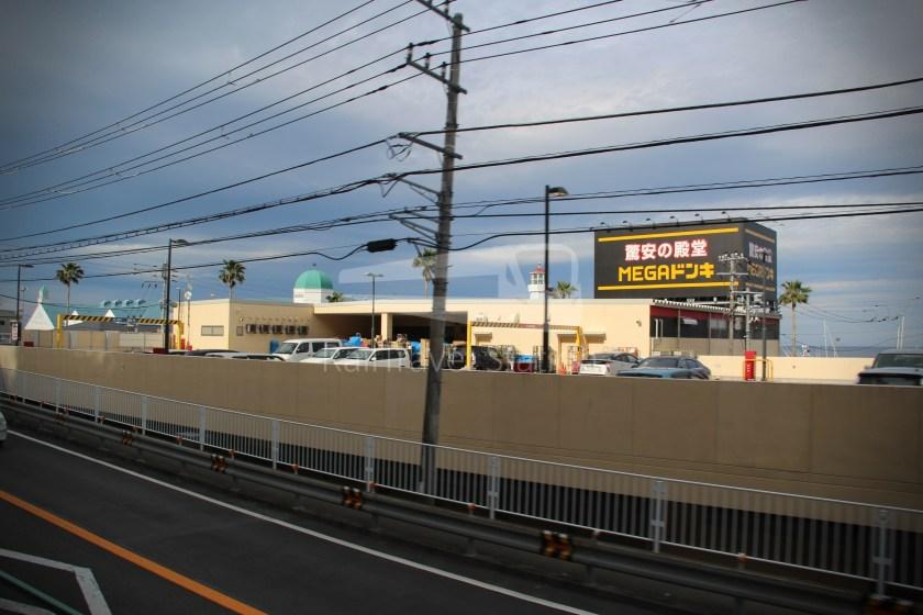 Odoriko 114 Izukyu-Shimoda Tokyo 081