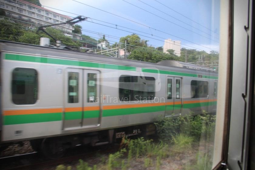 Odoriko 114 Izukyu-Shimoda Tokyo 097