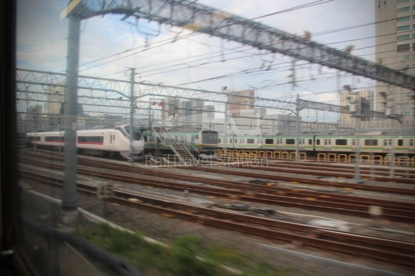 Odoriko 114 Izukyu-Shimoda Tokyo 135