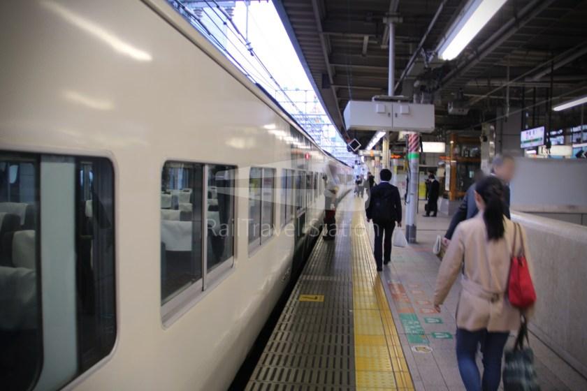 Odoriko 114 Izukyu-Shimoda Tokyo 145