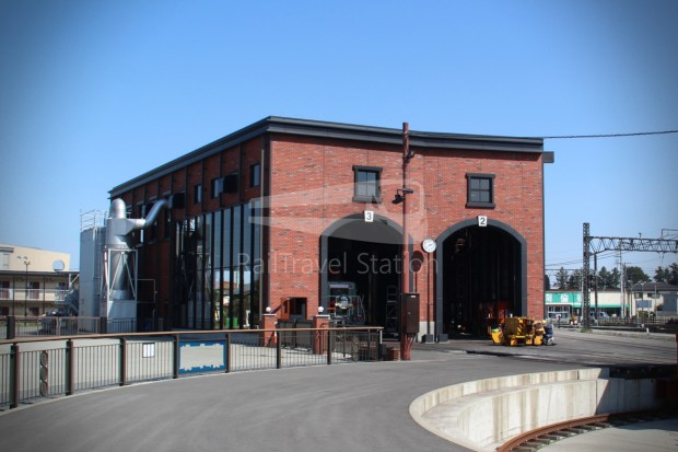 Shimo-Imaichi SL Exhibition Hall and Turntable Square 014