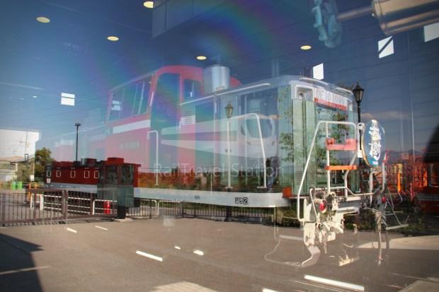 Shimo-Imaichi SL Exhibition Hall and Turntable Square 016