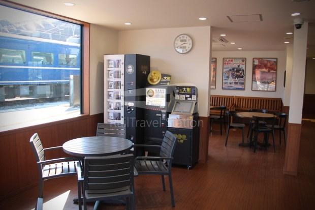 Shimo-Imaichi SL Exhibition Hall and Turntable Square 024