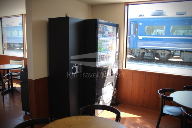 Shimo-Imaichi SL Exhibition Hall and Turntable Square 025