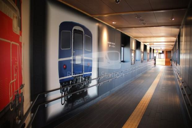 Shimo-Imaichi SL Exhibition Hall and Turntable Square 031