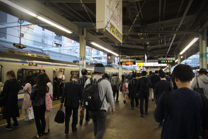 Sobu Line Tokyo Nishi-Funabashi 002