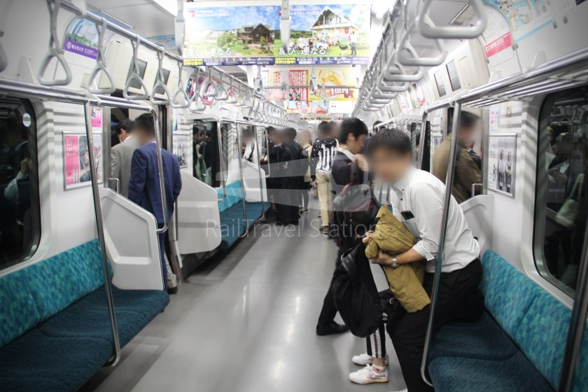 Sobu Line Tokyo Nishi-Funabashi 014