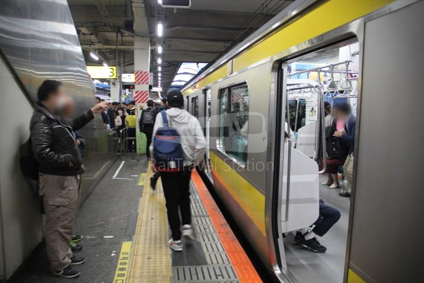 Sobu Line Tokyo Nishi-Funabashi 015