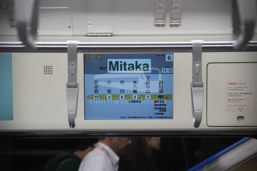 Sobu Line Tokyo Nishi-Funabashi 017