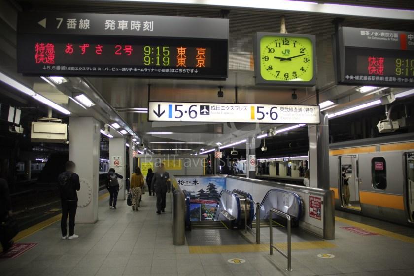 Super View Odoriko 3 Shinjuku Izukyu-Shimoda 002