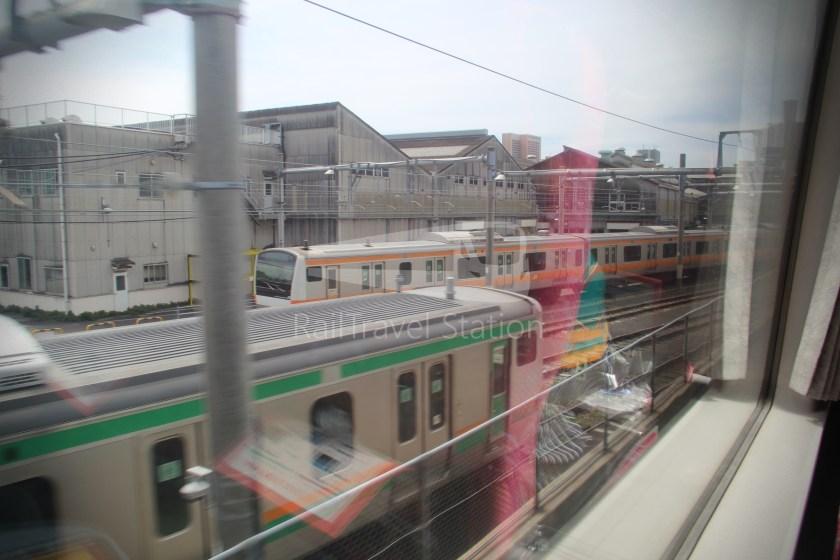 Super View Odoriko 3 Shinjuku Izukyu-Shimoda 033