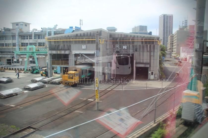 Super View Odoriko 3 Shinjuku Izukyu-Shimoda 034