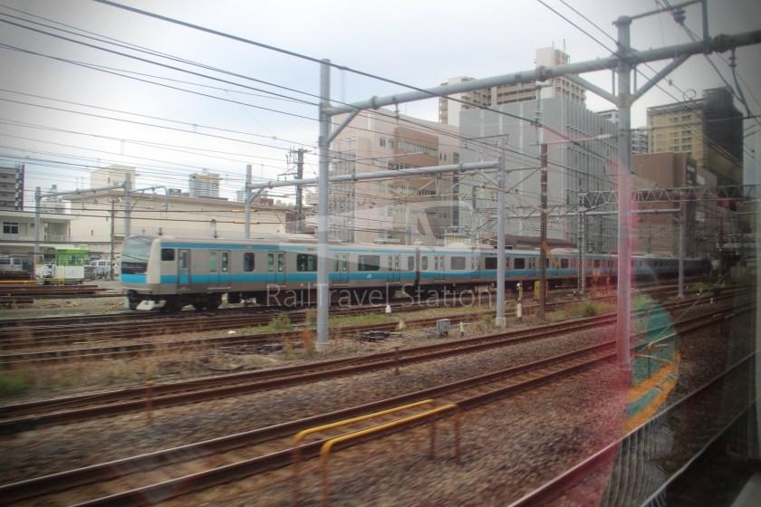 Super View Odoriko 3 Shinjuku Izukyu-Shimoda 041