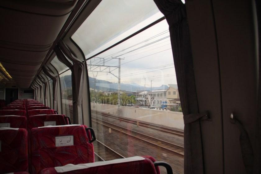 Super View Odoriko 3 Shinjuku Izukyu-Shimoda 065