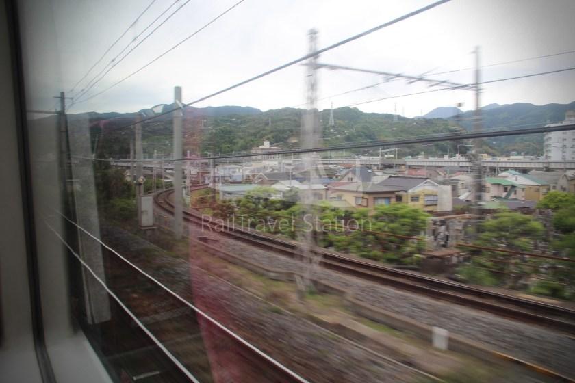 Super View Odoriko 3 Shinjuku Izukyu-Shimoda 073