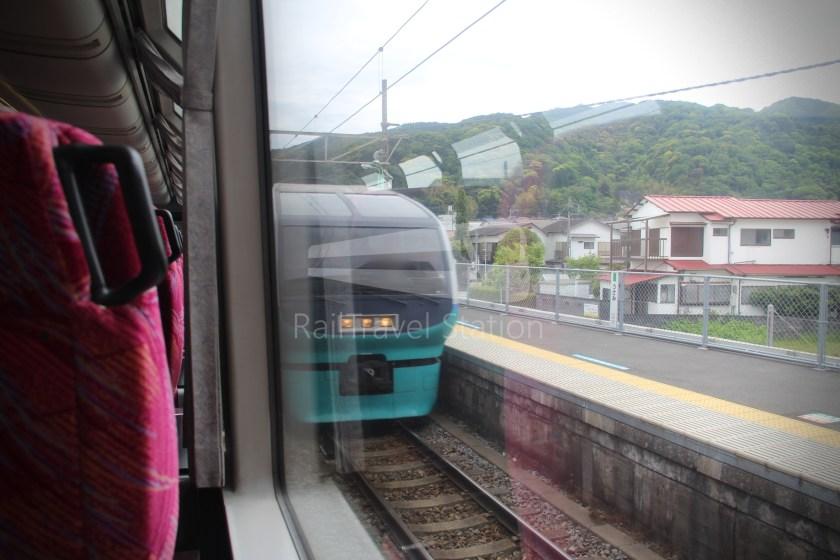 Super View Odoriko 3 Shinjuku Izukyu-Shimoda 085
