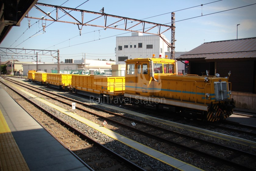Tobu Nikko Line Local Shimo-Imaichi Tobu-Nikko 003