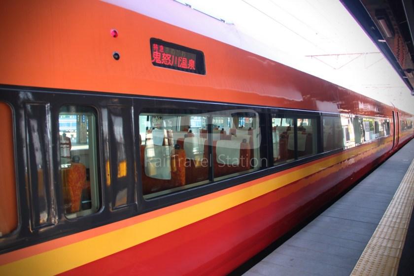 Tobu Nikko Line Local Shimo-Imaichi Tobu-Nikko 007