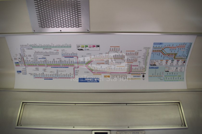 Tobu Nikko Line Local Shimo-Imaichi Tobu-Nikko 014