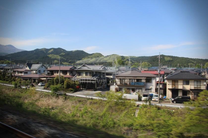 Tobu Nikko Line Local Shimo-Imaichi Tobu-Nikko 025
