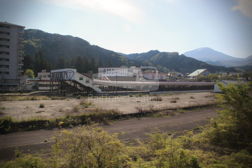 Tobu Nikko Line Local Shimo-Imaichi Tobu-Nikko 027