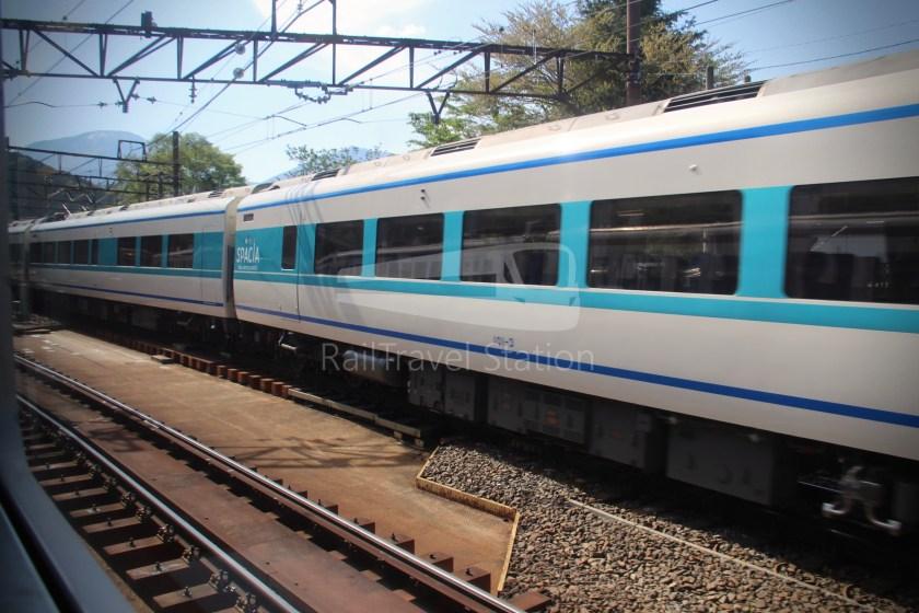 Tobu Nikko Line Local Shimo-Imaichi Tobu-Nikko 031