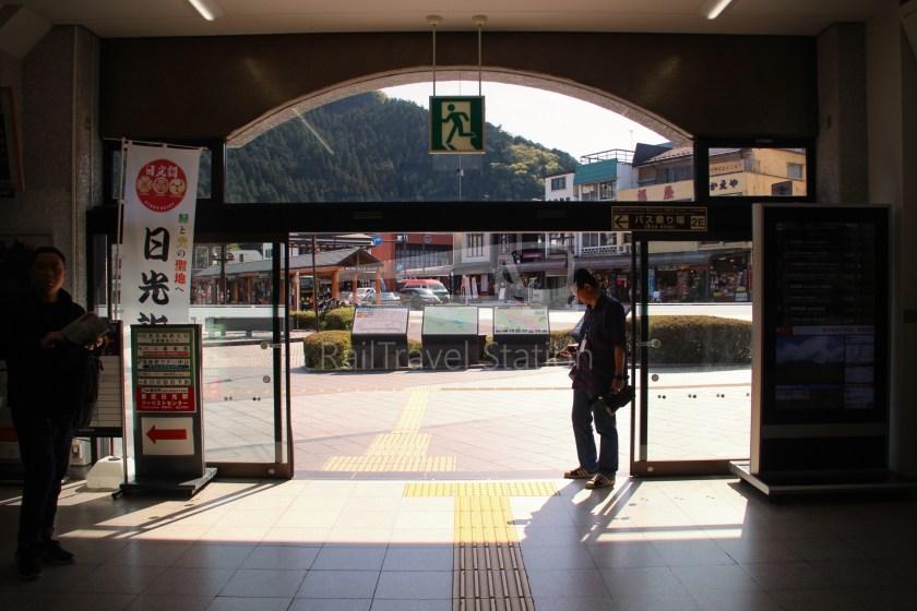 Tobu Nikko Line Local Shimo-Imaichi Tobu-Nikko 039