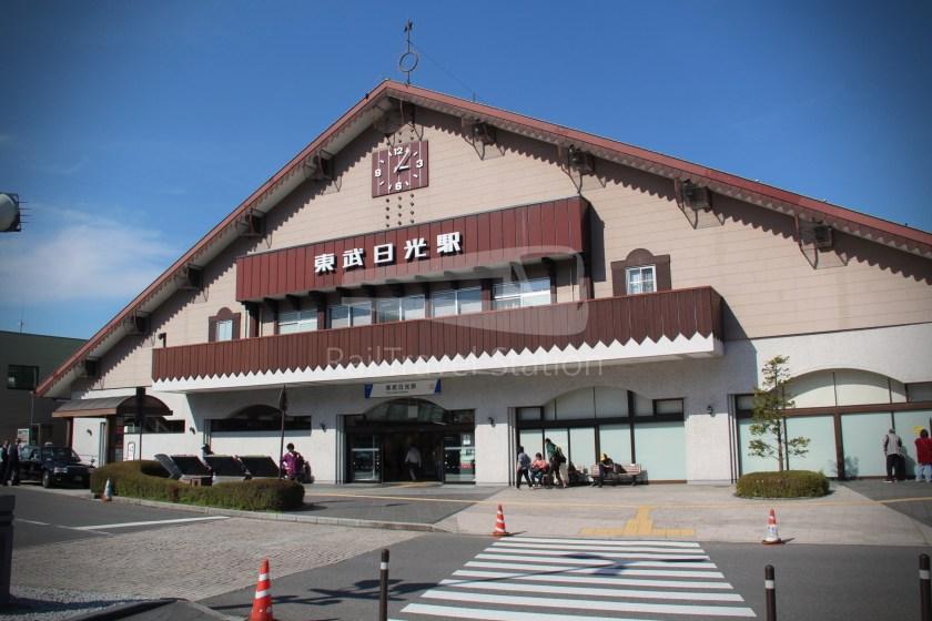 Tobu Nikko Line Local Shimo-Imaichi Tobu-Nikko 041