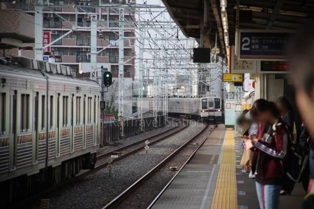Tobu Skytree Line Local Higashi-Mukojima Asakusa 012
