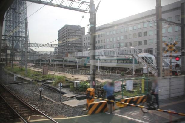 Tobu Skytree Line Local Higashi-Mukojima Asakusa 020