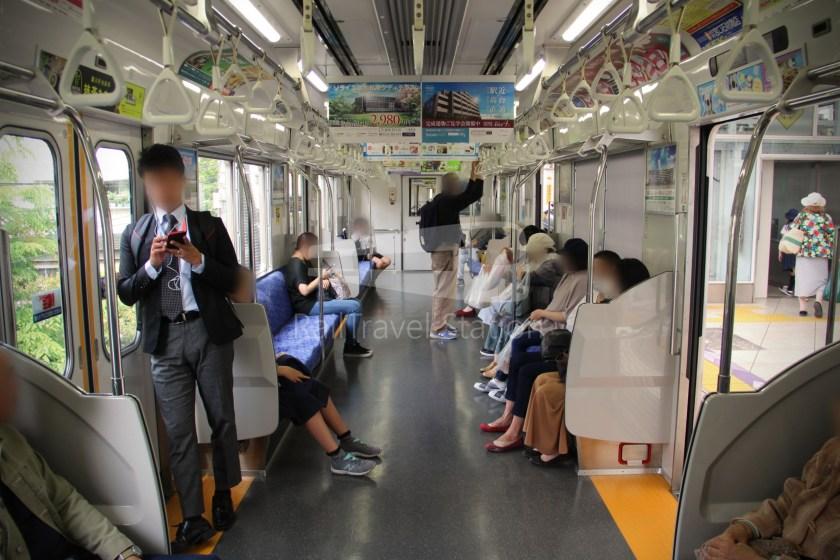 Tobu Skytree Line Local Tokyo Skytree Higashi-Mukojima 014