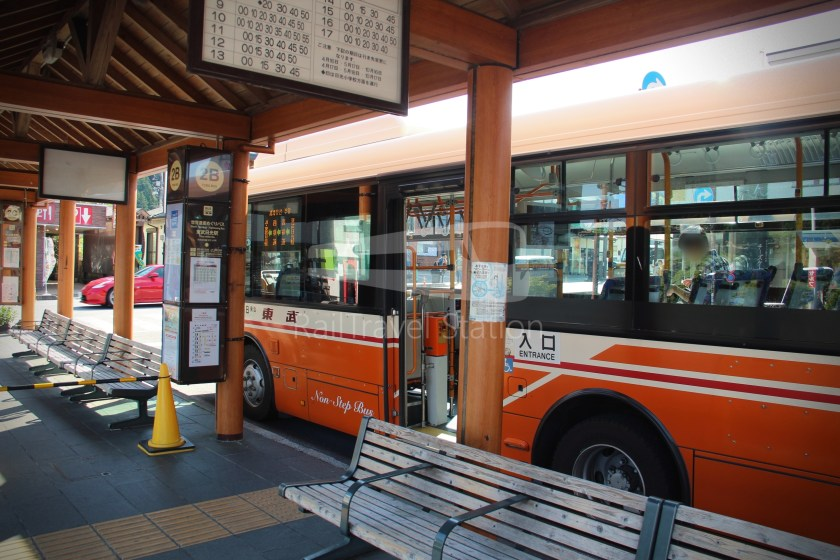 Tobu World Heritage Sightseeing Bus 002