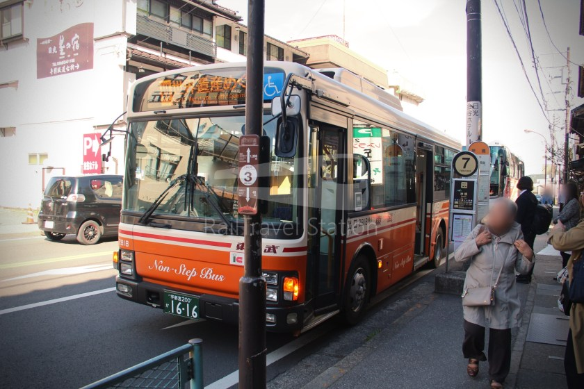 Tobu World Heritage Sightseeing Bus 009