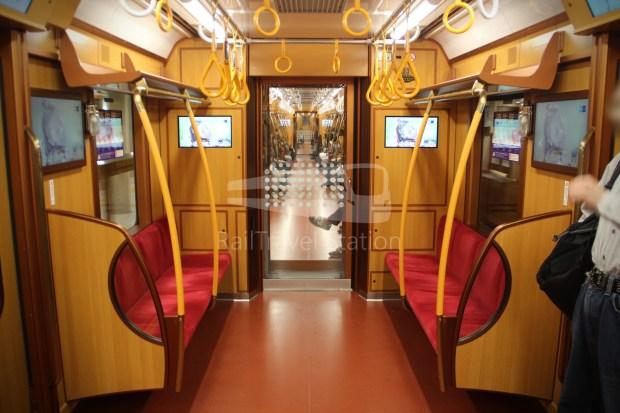 Tokyo Metro 1000 Series Set 1139F Special Retro-Style 001