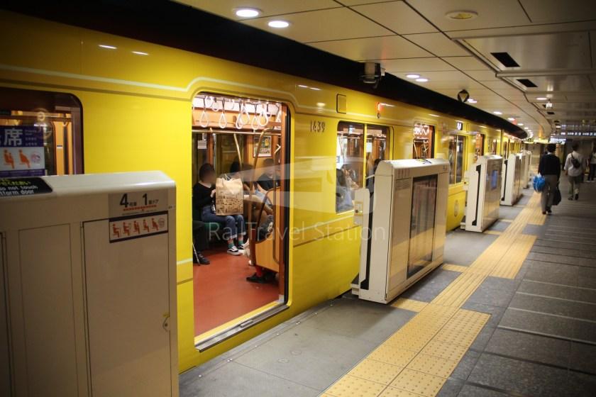 Tokyo Metro 1000 Series Set 1139F Special Retro-Style 014