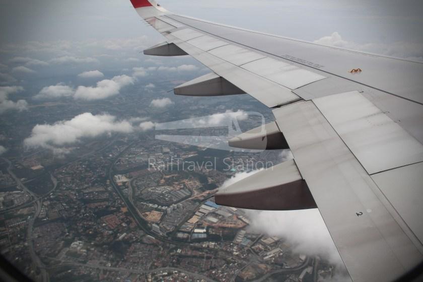 AirAsia AK512 KUL HAN 030