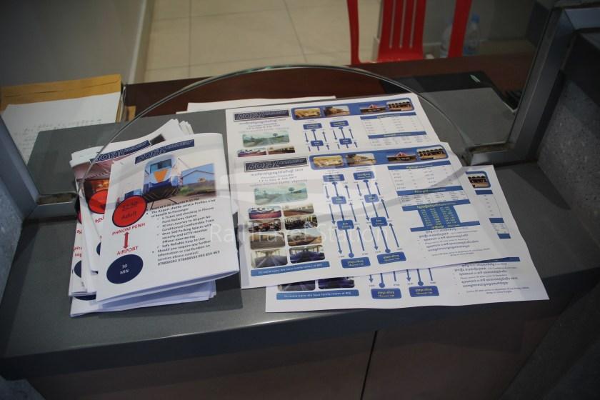 Airport Shuttle Train AIRPORT-PP 1635 PM Airport Phnom Penh 002