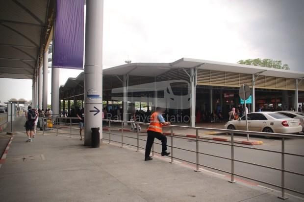 Airport Shuttle Train AIRPORT-PP 1635 PM Airport Phnom Penh 006