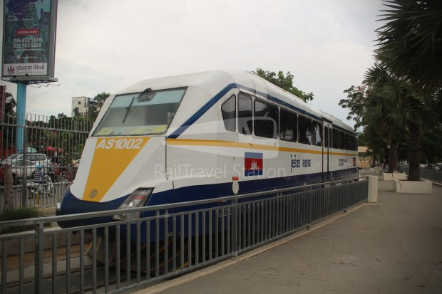 Airport Shuttle Train AIRPORT-PP 1635 PM Airport Phnom Penh 025