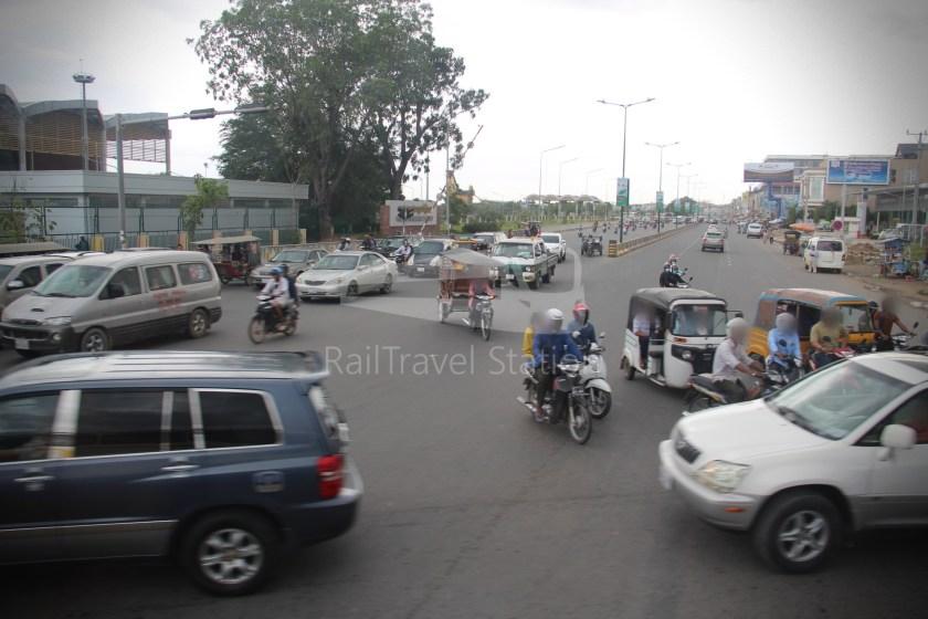 Airport Shuttle Train AIRPORT-PP 1635 PM Airport Phnom Penh 046
